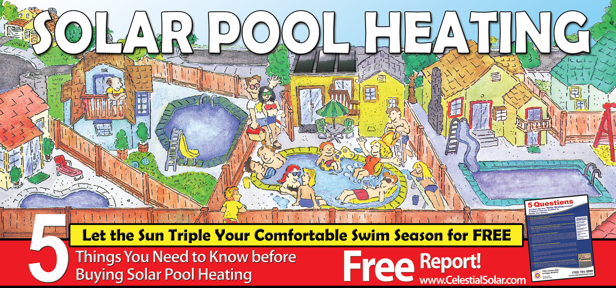 Solar Pool Heating San Diego Triple Your Comfortable